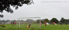 St Ives Town 4, Carharrack 0, Cornwall Combination League Cup preliminary round, September 2018 (darren.luke) Tags: cornwall cornish football landscape nonleague gressroots st ives fc carharrack