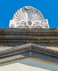 Stone Detail - Building (Romeikos Gialos Seafront - Myrina)  Limnos -  North Aegean - Greece) (Olympus OM-D EM1-II & M.Zuiko 40-150mm f2.8 Pro Telephoto Zoom) (1 of 1) (markdbaynham) Tags: greece greek hellas hellenic gr grecia greka aegean aegeanisland northaegeanisland northaegean limnos lemnos island olympus omd olympusomd olympusgreece olympusem1 mft mirrorless olympusmft m43 micro43 microfourthird microfourthirds micro43rd em1 em1mk2 em1ii em1mark2 csc evil m43rd myrina myrinatown 40150mm mzd mz zd mzuiko zuikolic
