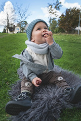 Cholin 10 mån (evizzlandin) Tags: baby babyphotography babyphotoshoot babies fatherandson father cute cutie sweet bebis