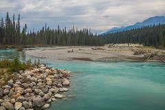 Kootenay River, B.C. (kensparksphoto) Tags: kootenaynationalpark canada columbia canadianrockies mountains river glacial