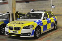 LF14 SMU (S11 AUN) Tags: dorset police bmw 530d 5series touring anpr interceptor traffic car rpu roads policing unit 999 emergency vehicle lf14smu