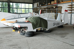 SP-0065 Fournier RF-9 (SPRedSteve) Tags: sp0065 fourner rf9 motorglider bemowo