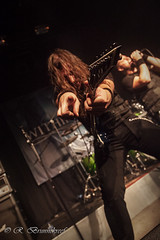 Within Silence (Metalkrant) Tags: ©rbrunnekreef2018 withinsilence sleepingromance metropool hengelo concert muziek metal symphonicmetal femalefrontedmetal concertphotography