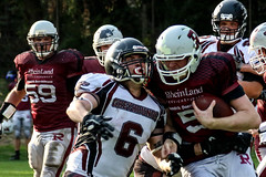 DISO5101 (Wuppertal Greyhounds) Tags: wuppertal greyhounds verbandsliga nrw disografie blende8 american football