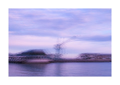 Impressions of Melbourne - Station Pier (alideniese) Tags: portmelbourne stationpier melbourne australia multipleexposure alideniese landscape waterscape