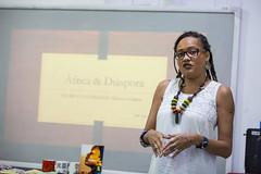 Aula com Aza Njeri