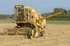 New Holland Clayson 1545 Combine Harvester cutting Spring Barley (Shane Casey CK25) Tags: new holland clayson 1545 combine harvester cutting spring barley nh cnh yellow vintage old castlelyons grain harvest grain2018 grain18 harvest2018 harvest18 corn2018 corn crop tillage crops cereal cereals golden straw dust chaff county cork ireland irish farm farmer farming agri agriculture contractor field ground soil earth work working horse power horsepower hp pull pulling cut knife blade blades machine machinery collect collecting mähdrescher cosechadora moissonneusebatteuse kombajny zbożowe kombajn maaidorser mietitrebbia nikon d7200