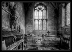 Clifton Family Monuments SEP2 (veggiesosage) Tags: blackandwhite clifton nottingham nikcollection stmaryschurchclifton gx20 grade1listed sigma1020mmf456dc
