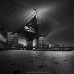 @ROBOT (YOSHIHIKO WADA) Tags: architecture tokyo japan blackandwhite longexposure fineart yoshihikowada