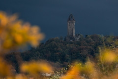 monument - 09 Oct 2018 - 03 (ibriphotos) Tags: stirling forthvalleycollege wallacemonument weather autum dark