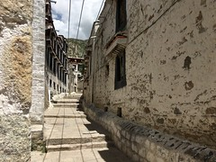 Drepung Monastery, 哲蚌寺, Tibet, China - Explore (cattan2011) Tags: lhasa 中国 西藏 china monastery buildings architecturephotography architecture traveltuesday travelphotography travelbloggers travel naturelovers naturephotography nature landscapephotography landscape 拉萨 tibet 哲蚌寺 drepungmonastery