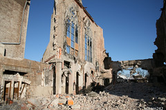 Last Confession At St Angela (nitram242) Tags: abandoned church chicago austin demolition westside stangela