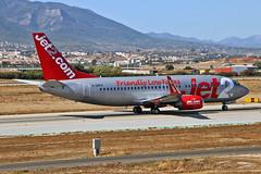 G-GDFH Boeing 737-3Y5 Jet2.com Named Jet2 Majorca AGP 25-09-18 (PlanecrazyUK) Tags: lemg malaga–costadelsolairport malaga costadelsol ggdfh boeing7373y5 jet2com namedjet2 majorca agp 250918