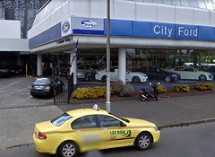 FormerCityFordDealershipNo5 (mat78au) Tags: former city ford melbourne