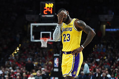 LeBron James Has Plenty of Patience. For Now. (kwaqas504) Tags: bbc news world ccn new york times