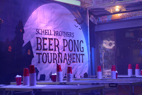 Beer Pong Tournament 2018