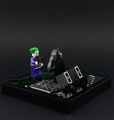 004 - Ace Chemicals (Alex THELEGOFAN) Tags: lego legography minifigure minifigures minifig minifigurine minifigs minifigurines vignette batman arkham super heroes dc comics knight part 4 ace chemicals