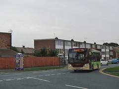 East Yorkshire 503 MX12CFG Mizzen Rd, Hull on 21 (1280x960) (dearingbuspix) Tags: eyms eastyorkshire 503 mx12cfg flemingate flemingatebeverley
