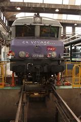 72189 (yann.train) Tags: train railway rail chemindefer dépot chalindrey sncf technicentresncf diesel thermique locomotive nez nezcassé alstom alsthom cc72000 cc cc72100 72100 72189 cc72189