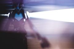 Falling Into Place (3rd-Rate Photography) Tags: domino neenathurman xforce marvel marvellegends mutant wildpack deadpool female girl woman freelens freelensing lenswhacking canon nikon 50mm 5dmarkiii jacksonville florida 3rdratephotography earlware 365