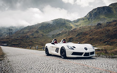 SOC. (Alex Penfold) Tags: supercar owners circle switzerland cars supercars super car autos alex penfold 2018 andermatt mercedes slr stirling moss white