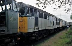 31209 at Toton Depot (TutorJohn72) Tags: class 31 diesel locomotive