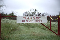Pentax K-1 II (bass3587) Tags: pentax k1 k1ii dfa28105 overcast rain landscape flowers trail closed