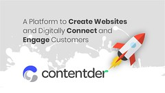 Contentder A Platform to Create Websites and Digitally Connect and Engage Customers (Contentder Pty Limited) Tags: contentder platform websites engage customers websitebuilder digitalmarketing inboundmarketing