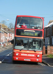 First AU53HJV 29 March 2018 (The original SimonB) Tags: transport buses ipswich suffolk march 2018