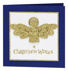 Craft Creations - Charlotte485 (Craft Creations Ltd) Tags: angel christmas greetingcard craftcreations handmade cardmaking cards craft papercraft
