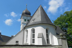 2013-07-07 Church in Pfaffroda (beranekp) Tags: germany deutschland sachsen saxony erzgebirge krušné hory kostel kirche church old alt history hdr