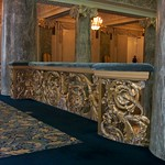 Salt Lake City - Utah - The Joseph Smith Memorial Building  aka Hotel Utah -  Gold Banister thumbnail