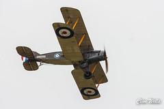 Bristol F.2 fighter (wells117) Tags: bristol bristolf2fighter cambridgeshire d8096 worldwarone biplane duxford fighter flying reconnaissance twoseater ww1