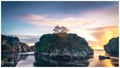 A Splash of Autumn Sunrise (ShaunXVII) Tags: creed river sea minch theminch castlegrounds autumn sunrise longexposure leefilters nikon landscape landscapes photography nature stornoway isleoflewis westernisles outerhebrides scotland scottishislands highlandsandislands