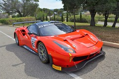 Ferrari 488 GT3 (benoits15) Tags: ferrari 488 gt3 scuderia racing competition circuit castellet paul ricard blancpain endurance