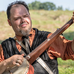 Civil War Minstrel Reenactor thumbnail