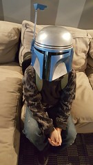 20160829_065840 (roguerebels) Tags: star wars clone boba fett mandalorian bounty hunter r2 come home lethal trackdown season 2 two ii nme props helmet jango