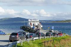 """""""Kvernsund"""" (OlafHorsevik) Tags: kvernsund norled bjarkøy ferge ferga ferry ferja ferje"""