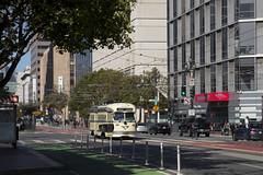 1056 - Market & Van Ness (imartin92) Tags: sanfrancisco municipal railway california muni pcc trolley streetcar rail transit