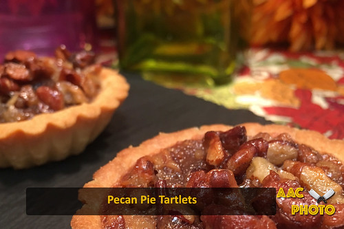 """Pecan Pie Tartlets • <a style=""""font-size:0.8em;"""" href=""""http://www.flickr.com/photos/159796538@N03/44945863304/"""" target=""""_blank"""">View on Flickr</a>"""