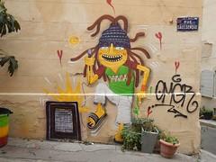 Nhobi (tomatokid99) Tags: graff graffiti streetart art urbanart marseille france nhobi sprayart wall lepanier character