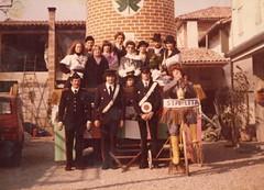Carro mascherato (Banca della Memoria Trevignano) Tags: matteo simeoni giovanna gioacchino angelo carro mascherato carnevale gruppo signoressa