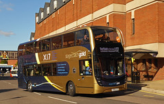 Stagecoach 11118 (SRB Photography Edinburgh) Tags: stagecoach gold bus buses chesterfield sheffield transport travel road