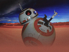 BB-8 Star Wars Droid (zeploctoys) Tags: starwars droid bb8 toy toys hottoys juguete juguetes robot movie movies pelicula peliculas