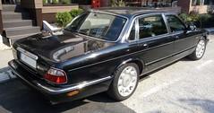 Daimler Super V8 Nazad (FromKG) Tags: jaguar xj daimler serbia kragujevac sedan car black british