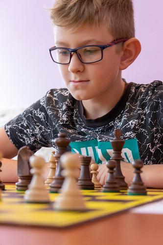 Grand Prix Spółdzielni Mieszkaniowej w Szachach Turniej VII-13