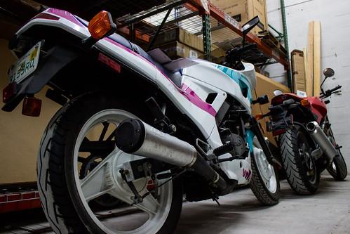 Motocicletas 2018