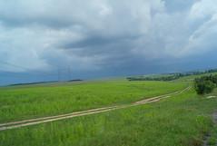 *** (PavelChistyakov) Tags: ukraine ua trip sony alpha dslr digital raw rpp lightroom nature landscape village countryside road summer rain