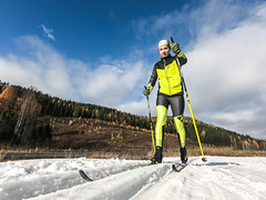 Tahkon ensilumenlatu 3 (VisitLakeland) Tags: finland lakeland tahko autumn ensilumenlatu hiihto hiihtäjä latu liikunta luonto maisema nature outdoor scenery ski sport syksy syyshiihtoloma syysloma track