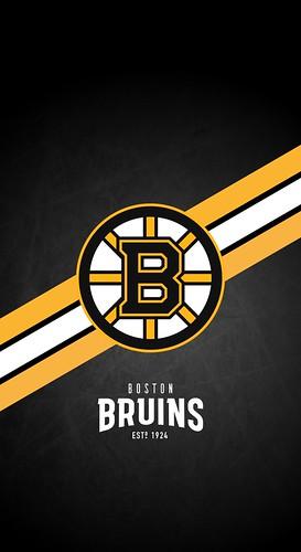 Boston Bruins Nhl Iphone X Xs Xr Lock Screen Wallpaper A